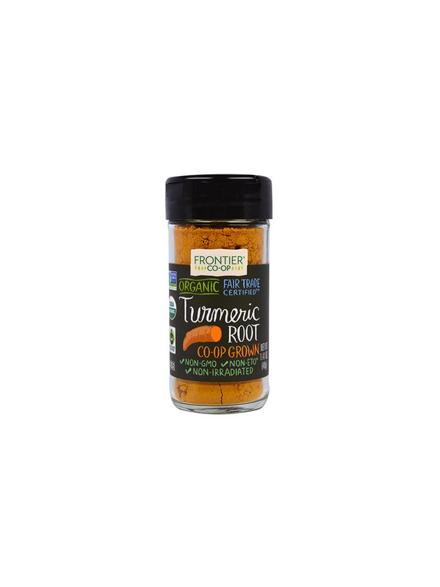 Frontier Natural Products Organic Tumeric Root