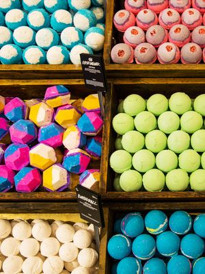 How It's Made: Lush Bath Bomb Edition