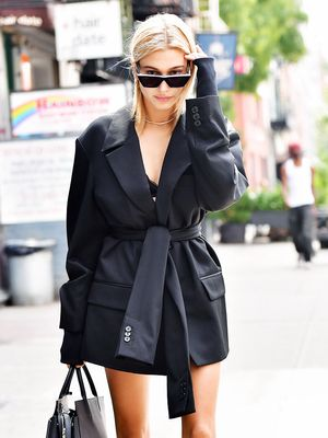 """Hailey Baldwin Talks Us Through Her """"'Incomparable"""" Trainers Collection"""