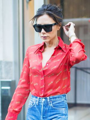 Victoria Beckham Just Wore 3 Very Un-Victoria Beckham Outfits