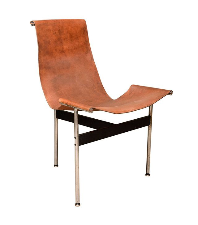 Katavolos Leather Sling T Chair
