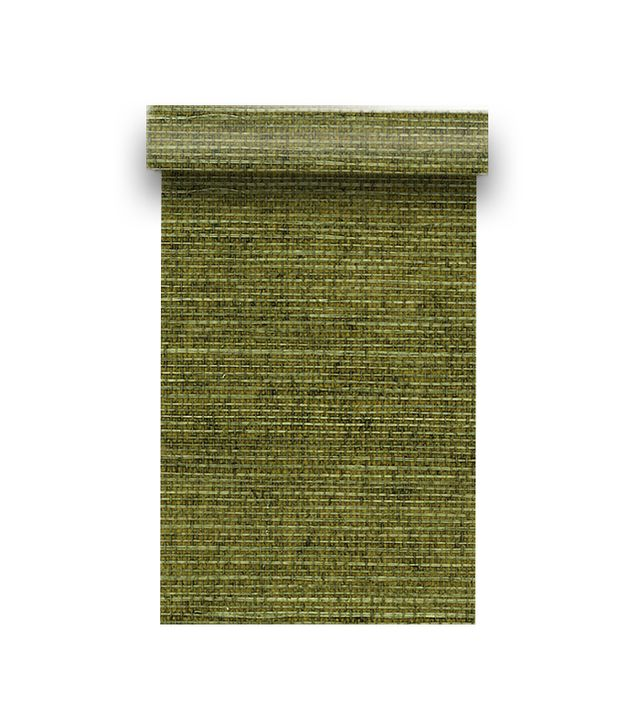 Phillip Jeffries Manila Hemp Moss Wallpaper