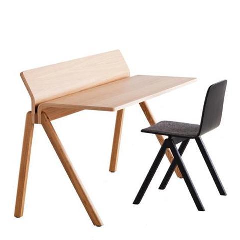 Copenhague Moulded Plywood Desk