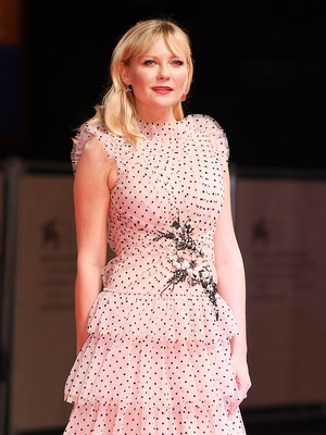 We Already Know What Kirsten Dunst Will Wear to Her Wedding