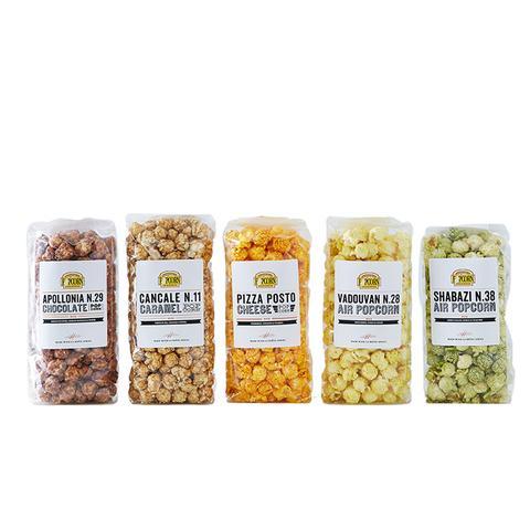 Spice Popcorn
