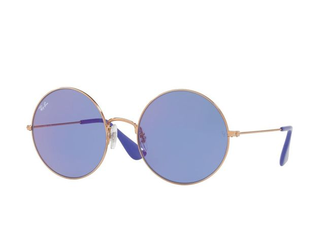 Ray-Ban Ja-Jo Dark Violet Sunglasses