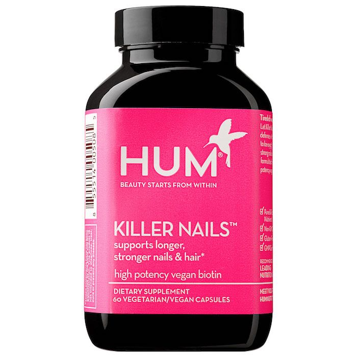Killer Nails Capsules by Hum Nutrition