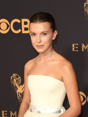 Millie Bobby Brown Does This Trend Perfectly on the Red Carpet
