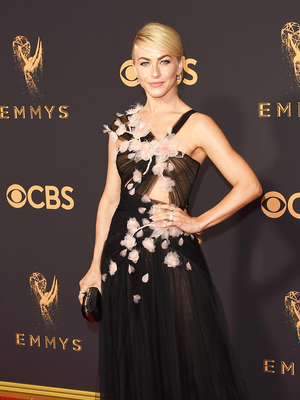 Julianne Hough Wore $90 Aldo Heels on the Emmys Red Carpet