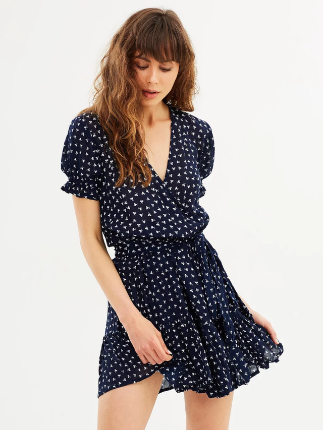 Faithfull Liza Dress