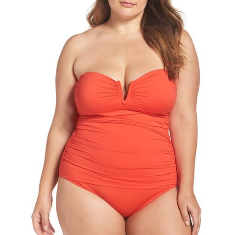 Pearl Convertible One-Piece Swimsuit