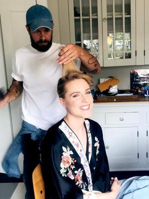 Exclusive: Getting Ready With Evan Rachel Wood