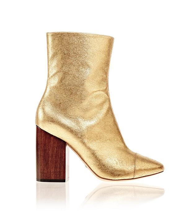 best gold boots