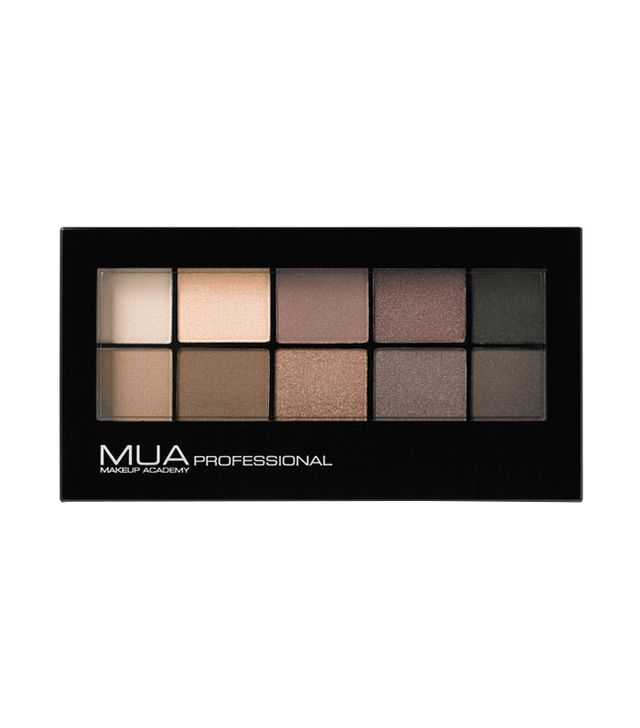 Makeup Academy Professional Nude Eyeshadow Palette