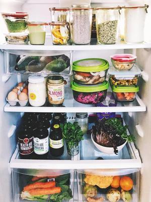 The #RefrigeratorShelfie Is Your New Favourite Instagram Trend