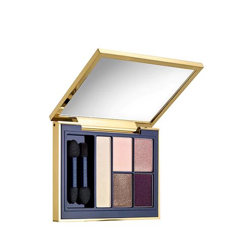 Pure Color Envy Sculpting EyeShadow 5-Color Palette in Currant Desire