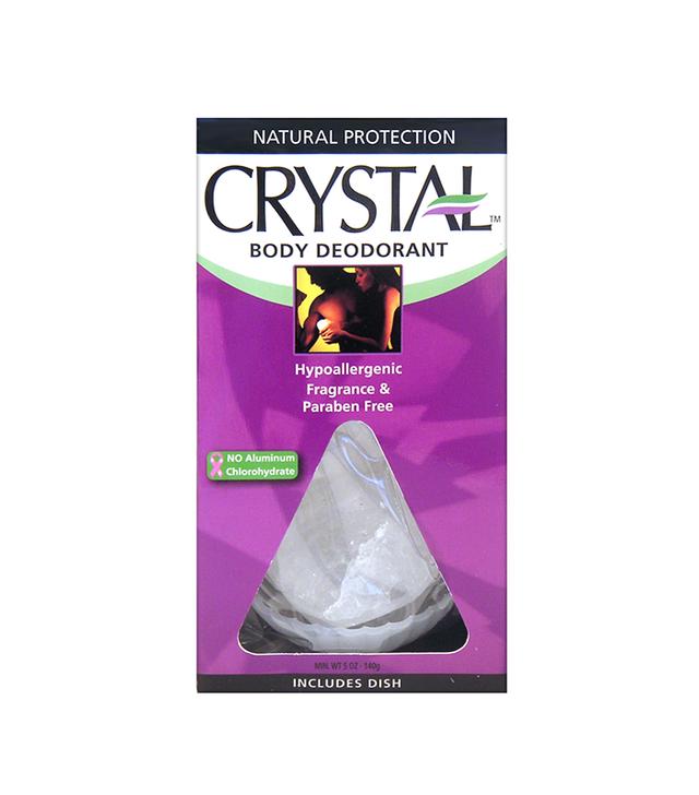 Crystal Body Deodorant Stone