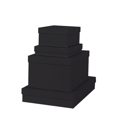 Black Square Gift Box