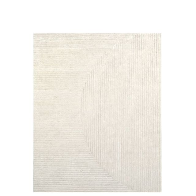 Bower Circle Stripe Rug