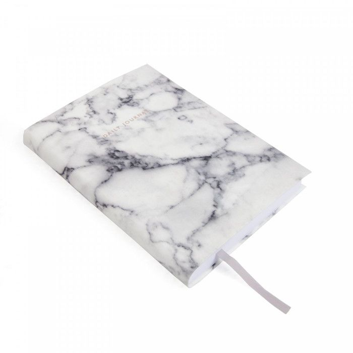 Daily Planner Journal in White by Ohh Deer