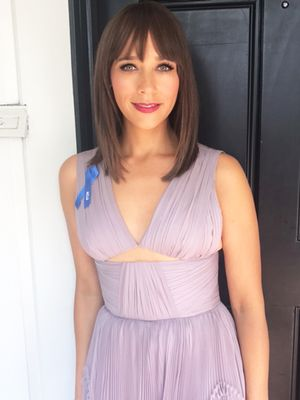 Exclusive: Getting Ready With Rashida Jones for the Emmys