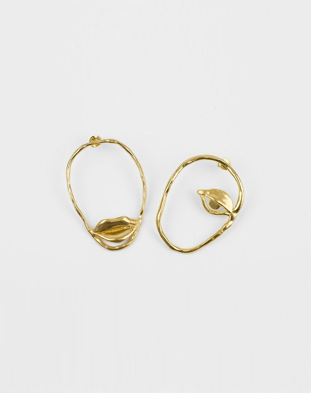 Bjorge Jewellery Large Dora Maar Earrings