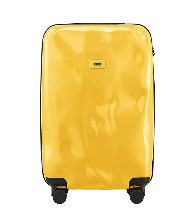Crash Baggage Mustard Yellow Pioneer