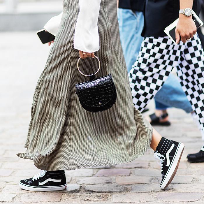 slip on vans fashion