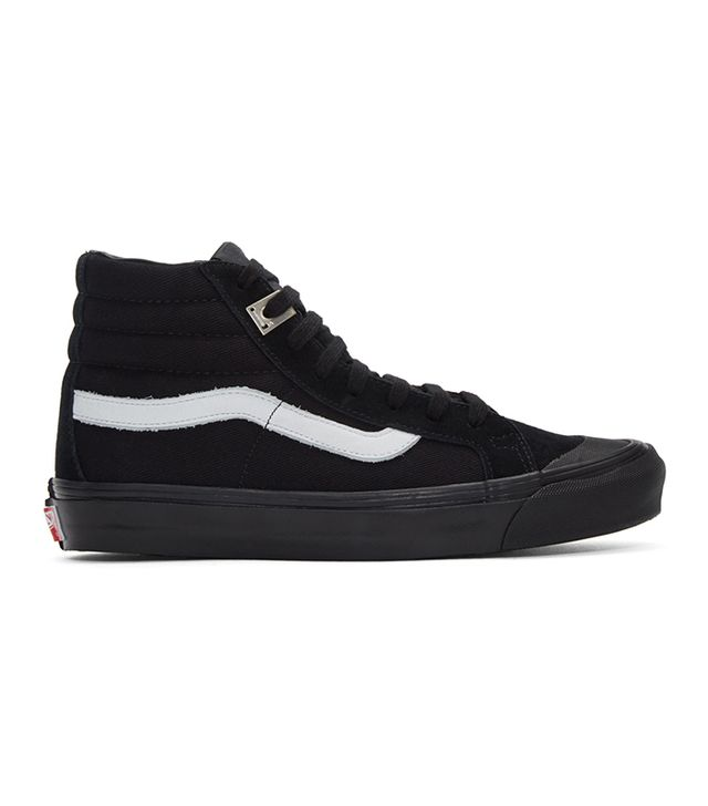 Vans Black Alyx Edition OG Style 138 LX High-Top Sneakers