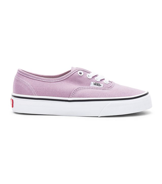 Authentic Sneaker in Lavender. - size 8 (also in 10,6,6.5,7,7.5,8.5,9,9.5)