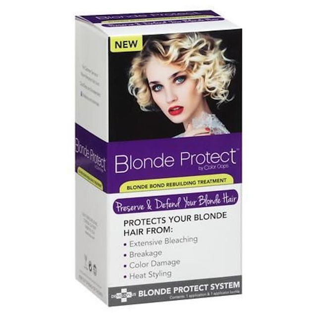 Color Oops Blonde Protect