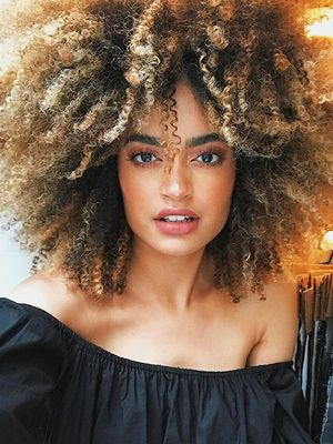 30 Women of Colour Share Their Most Personal Natural Hair Stories