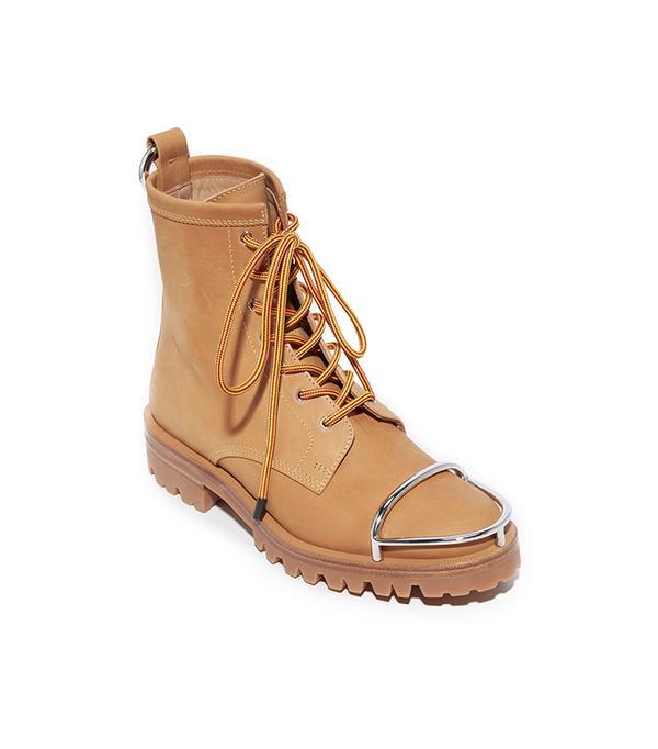 Lyndon Combat Boots