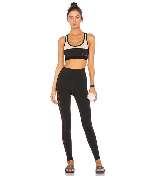 Alexis Sports Bra in Black. - size XS (also in M,S)