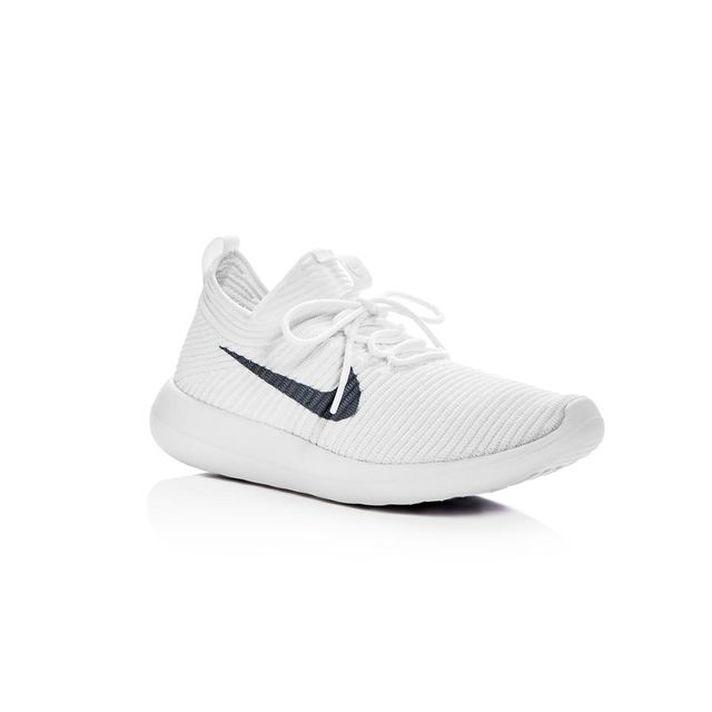 Women's Roshe Two Flyknit Lace Up Sneakers