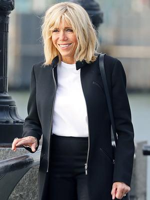 Brigitte Macron Made One Change to Her Parisian Style in New York