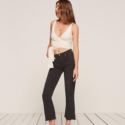 Flood & Flare Jeans