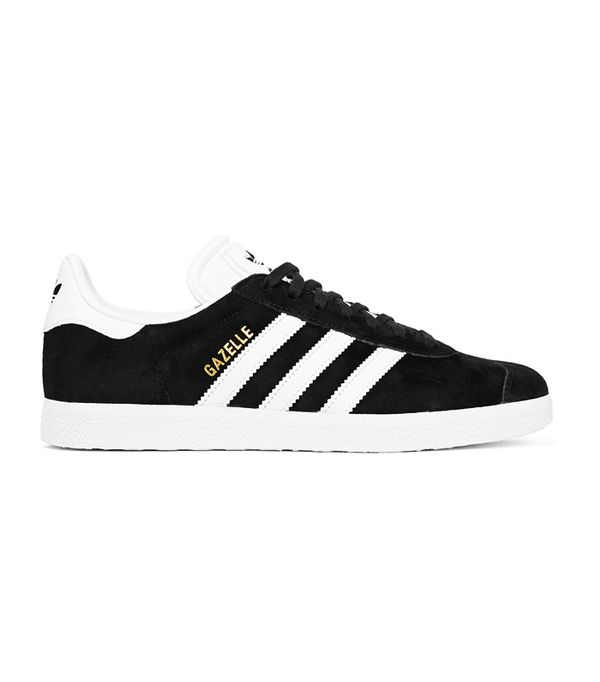 Gazelle Suede And Leather Sneakers