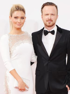 Aaron Paul Just Shared the News of His Wife's First Pregnancy on Instagram