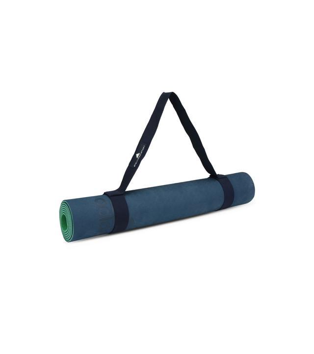 Adidas by Stella McCartney Blue Yoga Mat