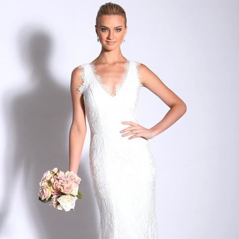 Tina Lace Dress