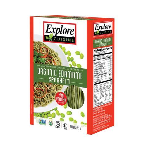 Organic Edamame Spaghetti, Pack of 6