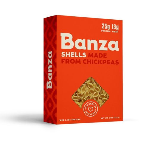 Shells Chickpea Pasta