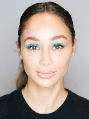 All About the Eyes: Cara Santana On How to Wear 3 Catwalk Looks IRL