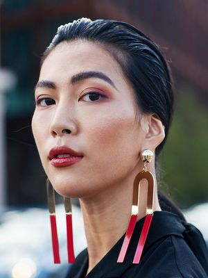 7 Reasons Nobody Does Makeup Like a Street Style Star