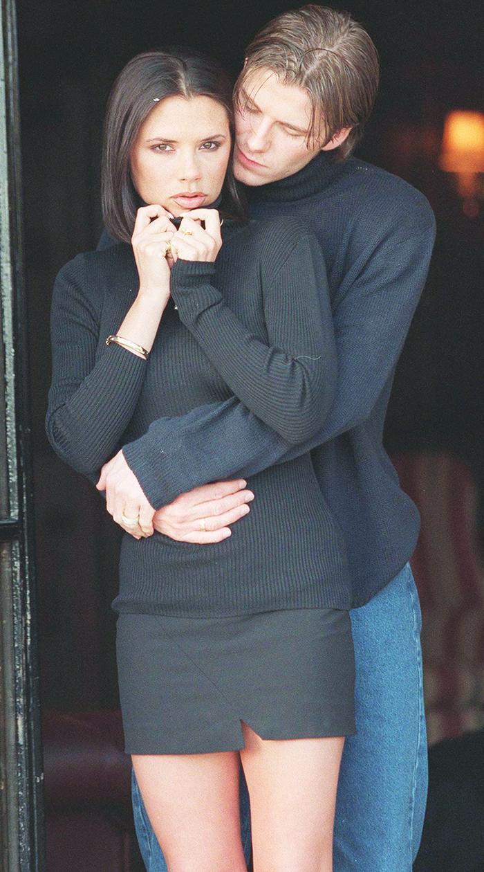 Victoria David Beckham fashion style