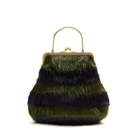 Arthur Faux-Fur Bag