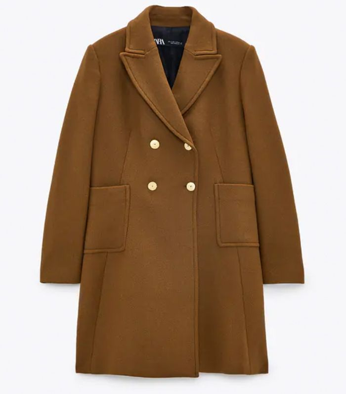These Are the 20 Best Zara Coats to