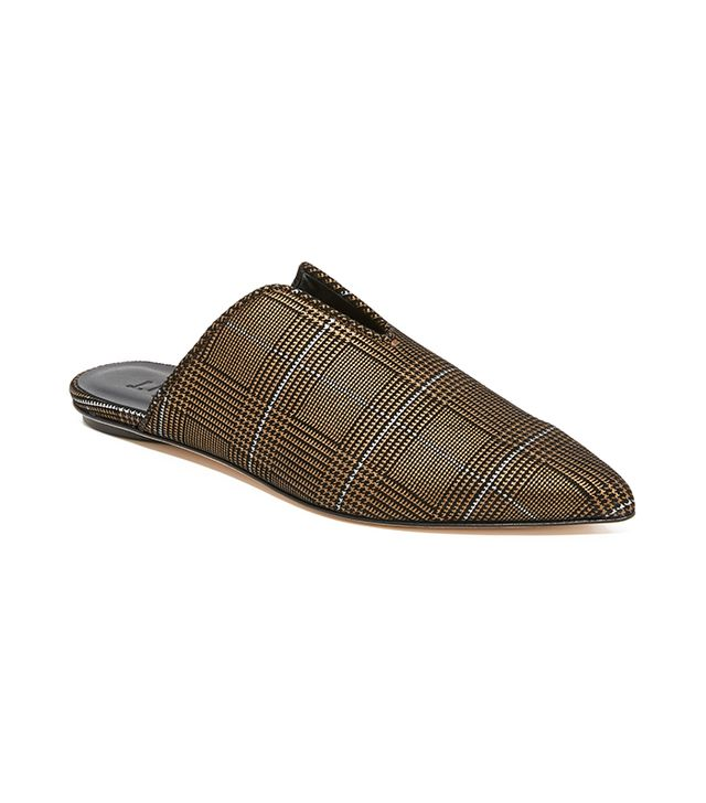 Cacey Houndstooth Mules