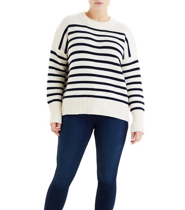 La Ligne Sailor Stripes Sweater